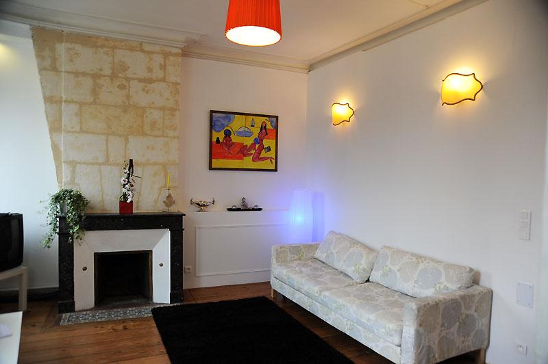 T2 meublé décoré