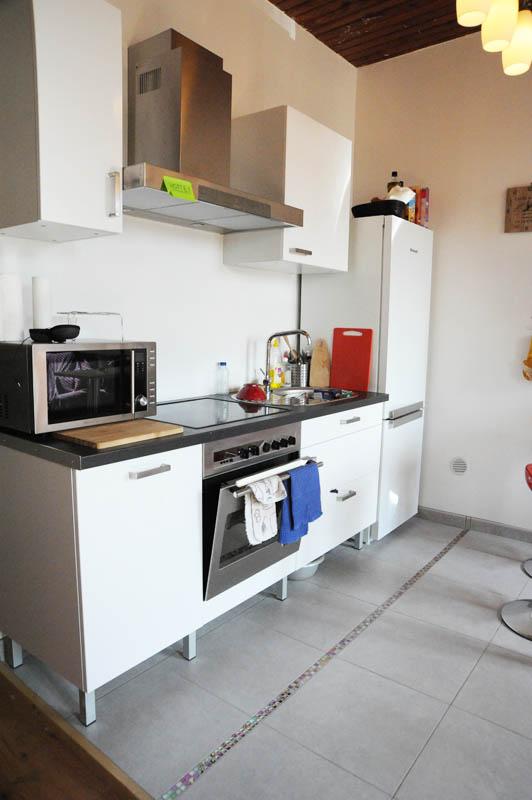 meuble de cuisine séparée